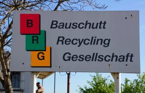 Bauschutt Recycling